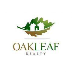 Exclusive Customizable Logo For Sale: Oak Leaf Realty