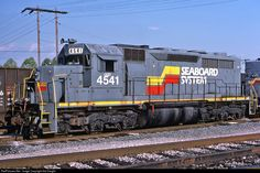 RailPictures.Net Photo: CSXT 4541 CSX Transportation (CSXT) EMD SDP35 at Corbin, Kentucky by Sid Vaught