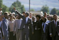 Mandela's Legacy: South Africa Then and Now Picture Blog, Great Leaders, Nelson Mandela, Modern Times, African History, Then And Now, South Africa, Tourism, Couple Photos
