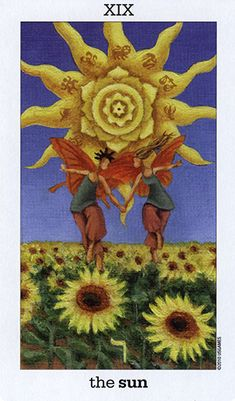 August 26 Tarot Card: The Sun (Sun and Moon deck) Positivity is all around you now. Let your heart radiate warmth and bask in the light of your life Sun And Moon Tarot, The Sun Tarot Card, Sun Moon, Stars And Moon, Moon Deck, Tarot Major Arcana, Daily Tarot, Tarot Learning, Tarot Card Meanings