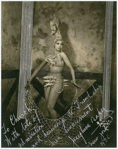 Josephine Baker , Folies Bergere, Paris, 1936 Black History Album, The Way We Were Josephine Baker, Burlesque, African Diaspora, African American History, Look At You, Black Is Beautiful, Beautiful People, Vintage Beauty, Black People