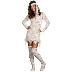 Yo! Mummy Costume- cute!