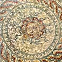 Bignor Roman Villa was a large Roman courtyard villa which has been excavated and put on public display on the Bignor estate in the English county of West Sussex. It is well-known for its high quality mosaic floors, which are some of the most complete and intricate in the country.