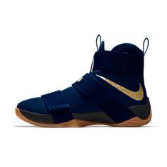 195531832f8 Nike Zoom LeBron Soldier 10 iD Erkek Basketbol Ayakkabısı   adidasbasketballshoes