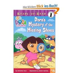 Mystery of Missing Shoes.  / Dora