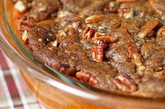 Sweet Potato Casserole with Pecan Topping substitute soy creamer with almond or coco, use almond flour to make grain free