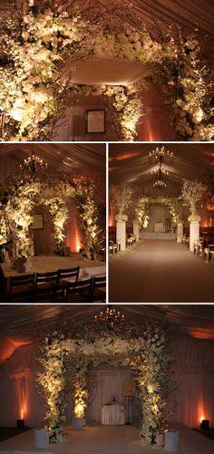 56 ideas wedding arch winter chuppah for 2019 Magical Wedding, Dream Wedding, Wedding Wall, Jewish Wedding Ceremony, Wedding Chuppah, Wedding Colors, Wedding Flowers, Wedding Dresses, Cherry Blossom Wedding