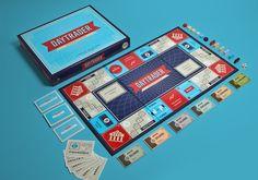 Daytrader: A Financial Board Game. $35  #boardgames #money #design #playdaytrader