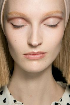 Backstage Beauty: Marc Jacobs FW14
