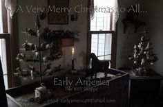 EarLy America The 1815 Shoppe ~ Tina Woltman also author of 2 books ~*~ Christmas of Olde ~*~