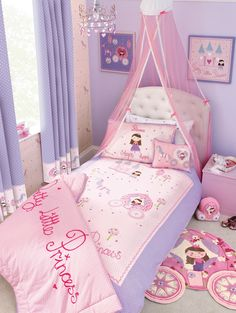 Buy Princess Carriage Bed Set From The Next UK Online Shop