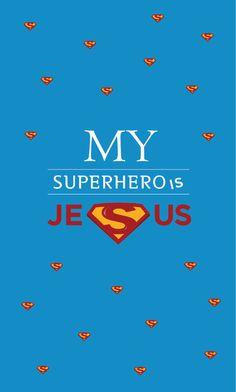 I ❤️ Jesus!