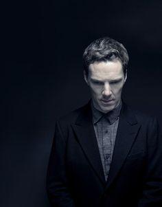 Benedict Cumberbatch - London Film Festival Portraits via Benedict Cumberbatch blog