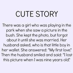 Super Cute Story