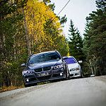BMW E91 325D M-sport by Zamot