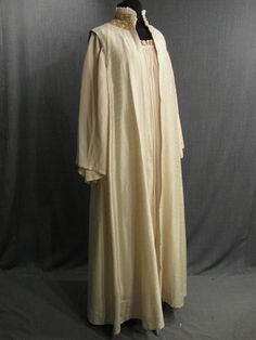 An Old Fashioned White Cotton Nightgown Something A Woman