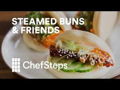 Get Creative with Chinese Steamed Bun Dough - YouTube