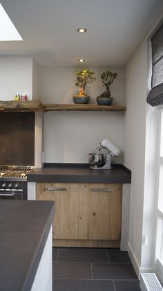Fantastic modern kitchen room are available on our web pages. Read more and you will not be sorry you did. Home Kitchens, Modern Kitchen Interiors, Concrete Kitchen, Modern Country Kitchens, Contemporary Kitchen Design, Modern Kitchen Room, Kitchen Inspirations, Country Kitchen, Kitchen Interior