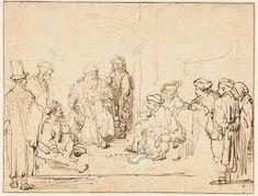 Картинки по запросу rembrandt drawings