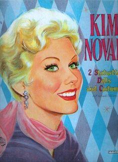 Kim Novak  mid 50's Great Book.