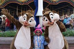 Priciss, une petite princesse à Disneyland Paris (partenaire de Make-A-Wish France). (Pour en savoir plus : https://www.facebook.com/makeawishfrance )