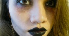 Mmm, Halloween: the time of vampires and ghouls and black cats and of course, zombies. What I love about zombies is that their look is almost completely up to interpretation; there's not really a staple you need to be a zombie. Vampires have their fa