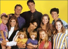 full house, every morning after family matters :)