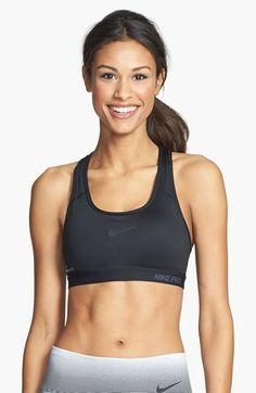 Nike 'Pro Classic' Dri-FIT Padded Sports Bra on shopstyle.com