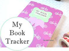 My Book Tracker
