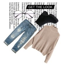 """""""Everyday casual look"""" by agaduchnicz-1 on Polyvore featuring Hollister Co."""
