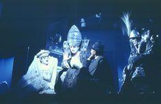 1975/76 Le Balcon di Jean Genet, regia di Giorgio Strehler, foto Luigi Ciminaghi