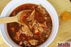 Slow cooker pork stew recipe - Molli