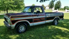 Indy 500 Rarity: 1979 Ford F100 Official Truck Replica - http://barnfinds.com/indy-500-rarity-1979-ford-f100-official-truck-replica/
