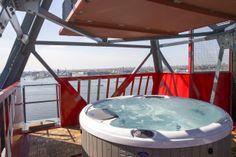 Villeroy & Boch @ Faralda NDSM crane hotel Amsterdam
