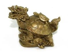 Dragon Tortoise is a feng shui symbol of support from important people, as well as an increase in wealth luck    The Dragon Tortoise, a mythical animal made of the two celestial animals, the Dragon and the Tortoise, is a smooth blend of ambition and wisdom. It is a feng shui symbol of support from important people, as well as an increase in wealth luck.