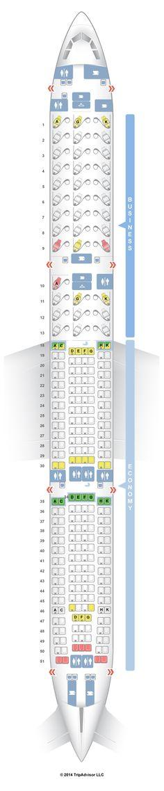 SeatGuru : to make a better choice of seating.