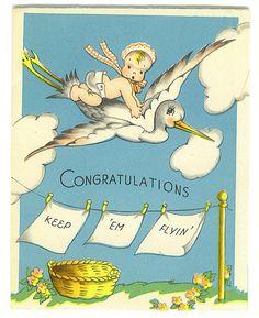 Congratulations - Keep 'em Flyin' by Tommer G, via Flickr