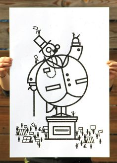 Occupy Poster Project
