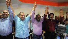 Visita de Danilo Medina este jueves trae vientos de unidad en el PLD-SDN; Feliz y Guzmán expresan apoyo a René