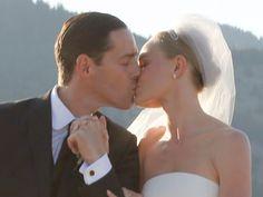 Imágenes de la boda de Kate Bosworth y Michael Polish ~ ActorsZone