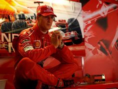 What more can I say....Michael Schumacher