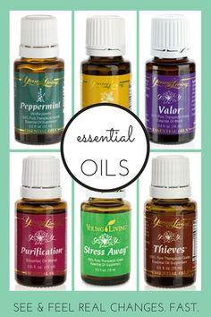 Essential Oils | Food Savvy