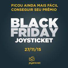Então se prepare! Teremos #blackfriday na loja de Prêmios! #gratis #ganhejogando
