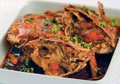A popular dish in Singapore, this one will surely make you reach for one too many cups of rice!