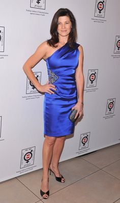 Daphne Zuniga in David Meister at the Equality Now 20th Anniversary Event.