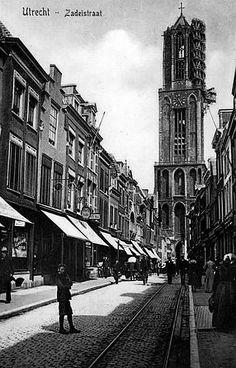 1903 | De restauratie van de achtkant, ook wel de lantaarn genoemd, is begonnen