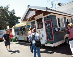 Best New Portland Food Trucks Sure bets are rolling up with the latest wave of mobile food trucks.