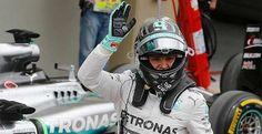 Nico Rosberg fatura a pole do GP do Brasil; Massa larga em 3º
