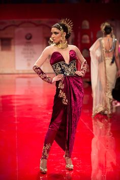 #IBFW14: Suneet Varma Collection