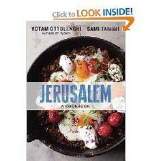 Jerusalem: A Cookbook [Hardcover]